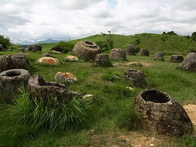 Xiangkhouang Plain Of Jars