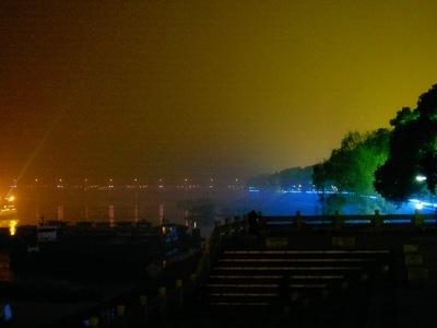 Xiang  River At Night