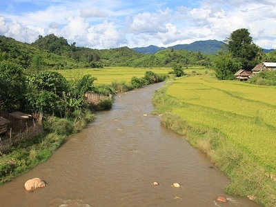 Xieng Khuang Landscape