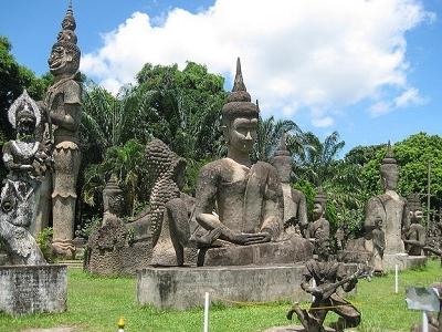 Xiengkuana Buddha Park