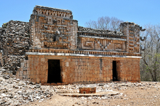 Xlapak Palace Ruins - Yucatán - Mexico
