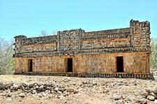 Xlapak Palace - Yucatán - Mexico