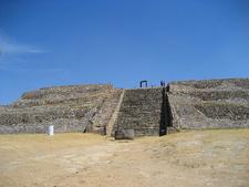 Xochitecatl Ruins - Tlaxcala - Mexico