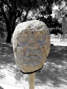 Xochitecatl Sculpture - Tlaxcala - Mexico