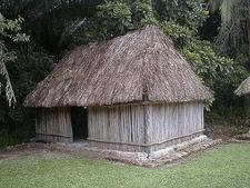 Xunantunich Hut - Belize