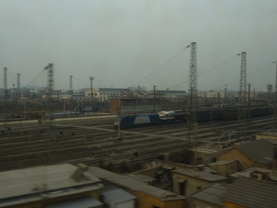 Xuzhou    Rail Yard