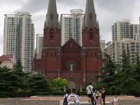St. Ignatius Cathedral of Shanghai