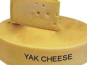 Yak Cheese