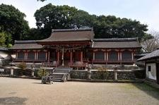 Yakushiji Yasumigaoka Hachimangu Main Shrine