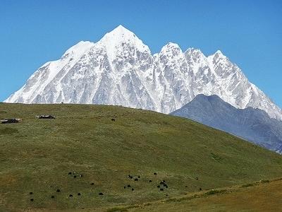 Yala Snow Mountain - Sichuan - China