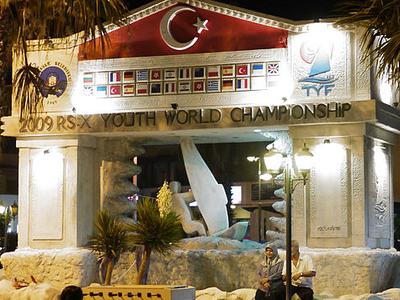 Yalikavak Windsurfing Monument