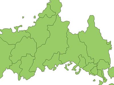 Yamaguchi Map Current
