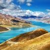 Yamdrok Lake In Tibet Autonomous Region - China