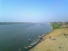 Yamuna Near Allahabad