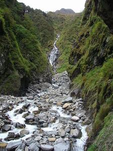 Yamuna River At Yamunotri