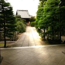 Yanaka Inviting Doorway