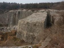 Yangshan Quarry Monument Base- Nanjing - China