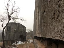 Yangshan Quarry Monument Body- Nanjing - China