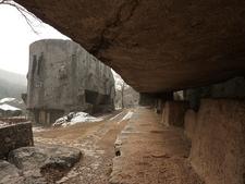 Yangshan Quarry Monument Underside- Nanjing - China