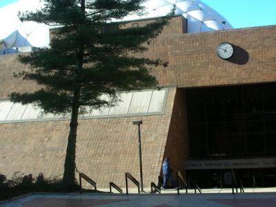 Yanitelli Center Outside