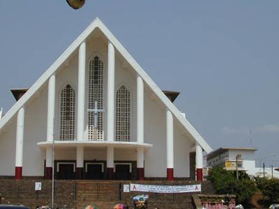 Yaoundé Cathedral