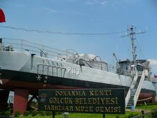 Yarhisar Museum Ship Golcuk