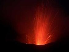 Yasur Explosion