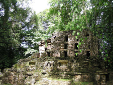 Yaxchilan Ruins - Chiapas -Mexico