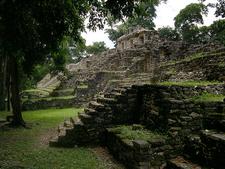 Yaxchilan Site - Chiapas -Mexico