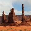 Ye Bi Chei & Totem Pole - Monument Valley AZ