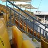 Yellow Foldable Seats