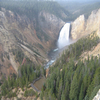 Yellowstone Lookout Viewpoint - Wyoming - USA