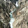 Yellowstone Waterfalls - Wyoming - USA