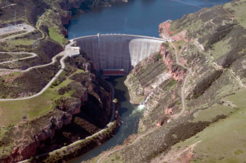 Yellowtail Dam