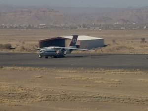 Sanaa Intl. Aeroporto
