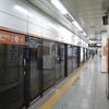 Yeonsinnae Station Platform(Line 3)