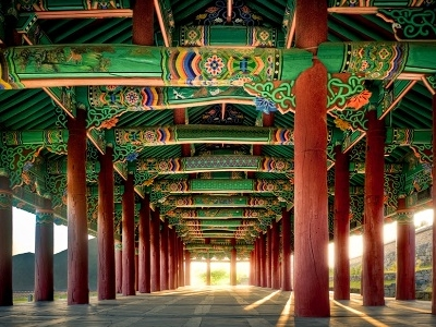 Yeosu - Traditional Architecture