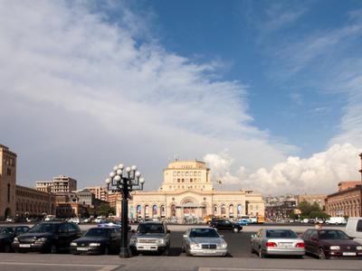 Yerevan Square