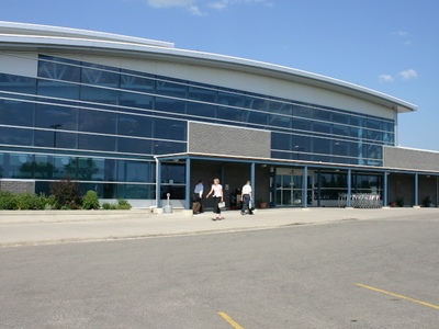 The Terminal Building
