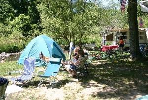 Yogi Bear's Jellystone Park Camp Resort At Mexico