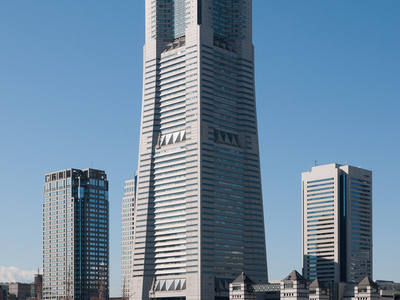 View Of Yokohama Landmark Tower