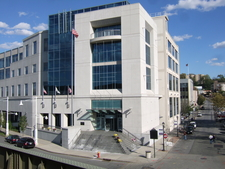 Yonkers Main Library