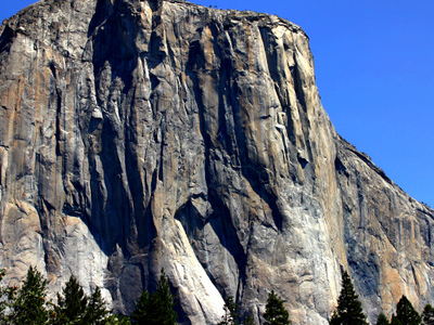 Southwest Face Of El Capitan