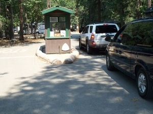 Yosemite North Pines Campground