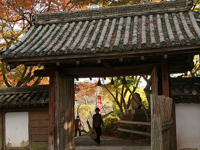 Yoshimizu Shrine Gate
