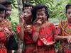 Young Toraja Girls