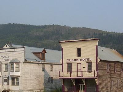 Yukon Hotel Dawson
