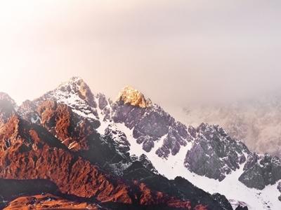 Yulong Snow Mountain - Jade Dragon