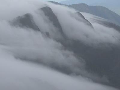 Sea Of Clouds Near Yushan