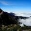 Yushan Summit In Clouds